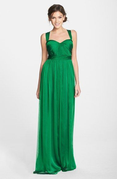 0249af0eb7 Ethereal Gown: Free shipping and returns on Monique Lhuillier Bri ...