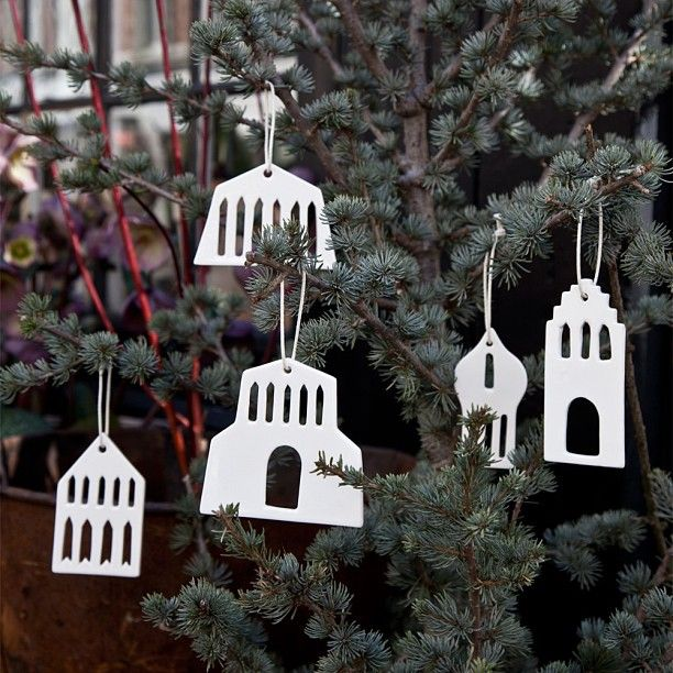 Bring some light and warmth into your home with these Christmas ornaments Urbania from Kähler Design  http://royaldesign.com/eu/viewitem.aspx?ID=93936  #kähler #kählerdesign #kahler #kahlerdesign #christmas #jul #christmastree #christmastime #design #royaldesign #ornaments #inspiration #christmasspirit #jul #inredning #heminredning