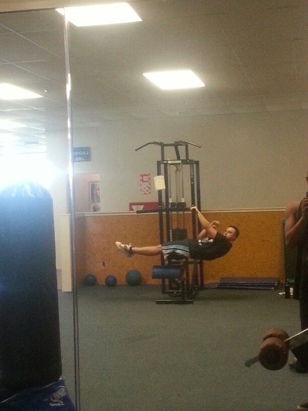 One arm lever?