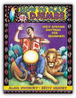 How to Play Djembe: West African Rhythms for Beginners (LIST of drum resources)