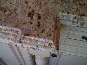 New Venetian Gold Granite Countertops from Custom Marble Design
