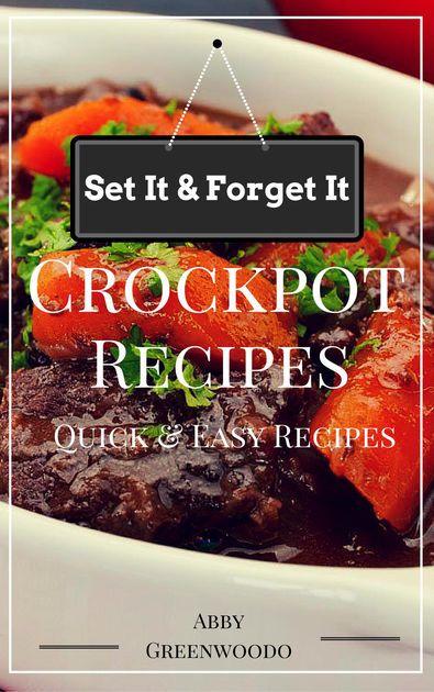 Crock Pot Recipes by Mary Johnson on iBooks