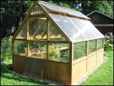 greenhouse kits and greenhouse plans garden pinterest
