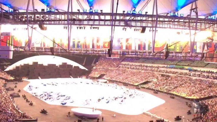 Cerimônia de Abertura Rio 2016 / Rio 2016 Opening Ceremony