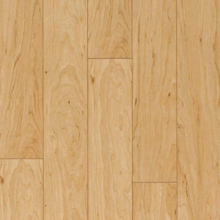 Pergo xp vermont maple 10 mm thick x 4 7 8 in wide x 47 7 for Pergo laminate flooring home depot
