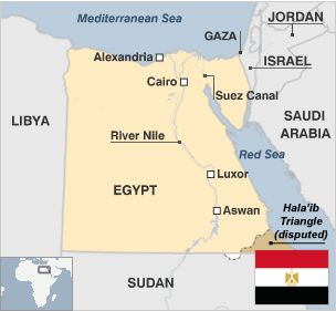 2/28/2017 EGYPT: Egypt Country Profile.