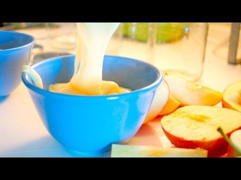 Rhubarb Mousse, Dessert & Drink! - YouTube