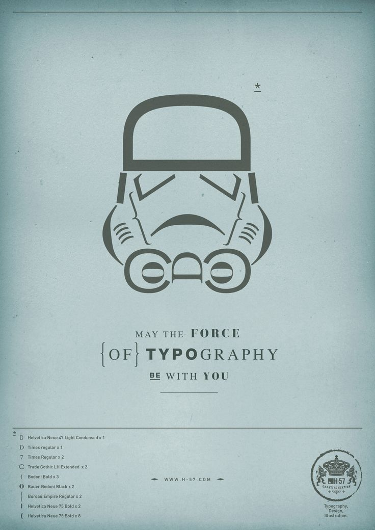 Star Wars and Typography