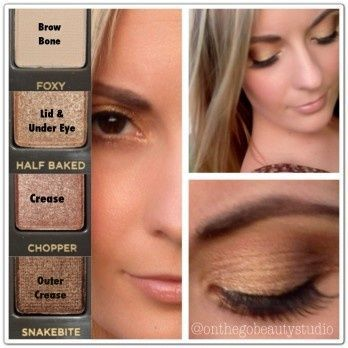 NAKED 2 Palette-Soft Glow   How Do It Info