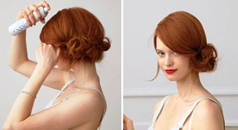 Прически на средние волосы с челкой (45 фото) на любой случай жизни