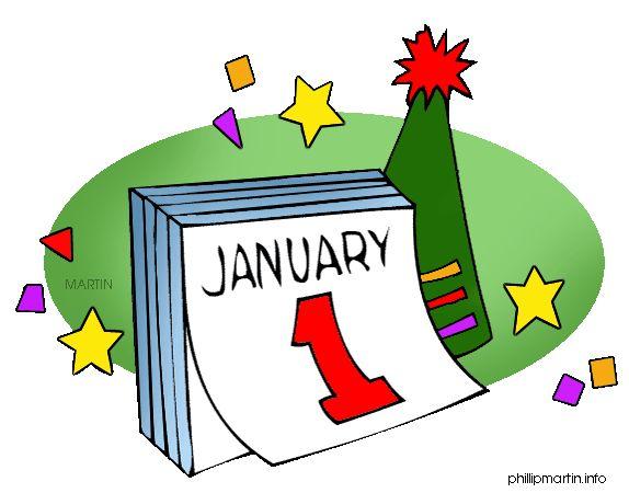 Calendar Year Clip Art : Best new year clipart ideas on pinterest happy