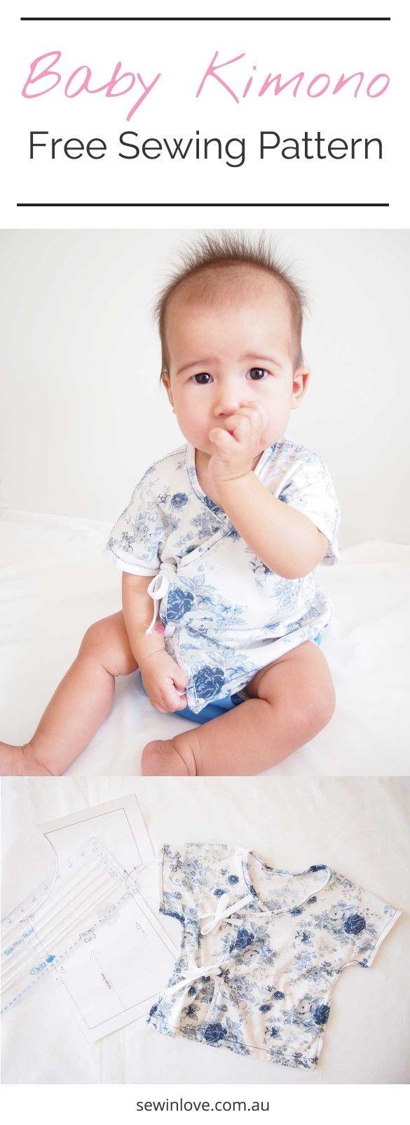 Sewing tutorial : Reversible Baby Dress