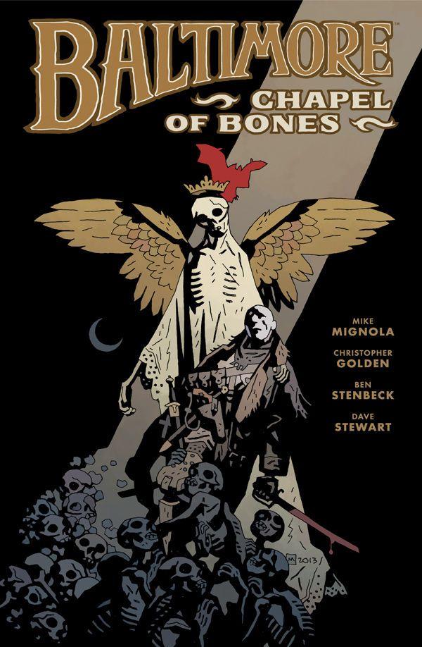 Baltimore: Chapel of Bones