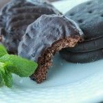 It's Girl scout cookie time! Try these Low Carb Thin Mints. YUM!