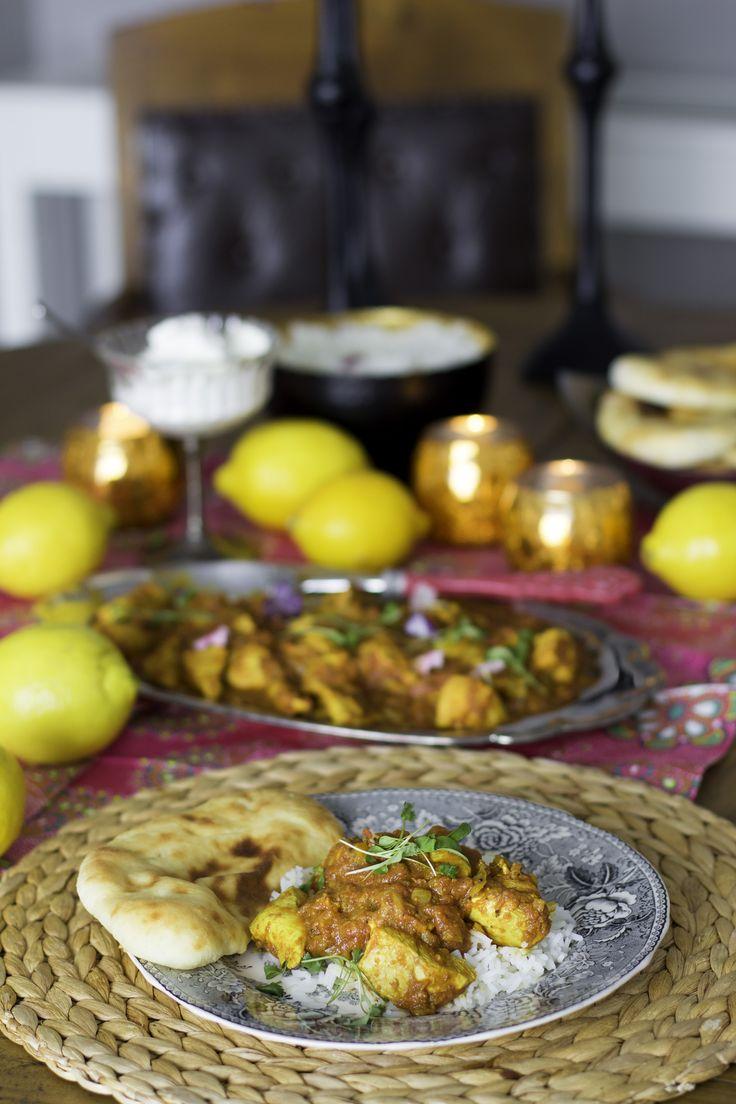 Lohi-maissimuhennos | Sweet Food O´Mine