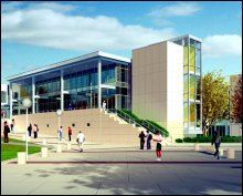 ... College of New Jersey building :: The Richard Stockton College of New