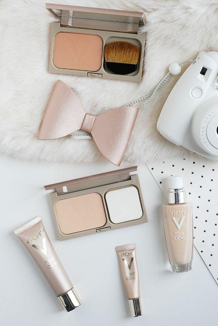 Vichy Teint Idéal makeup review