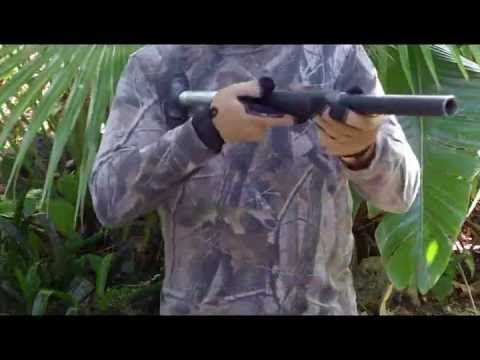 How to Build Your Own Black Pipe Shotgun   Video Tutorial DIY Survival Gear by Survival Life at http://survivallife.com/how-to-build-your-own-black-pipe-shotgun/