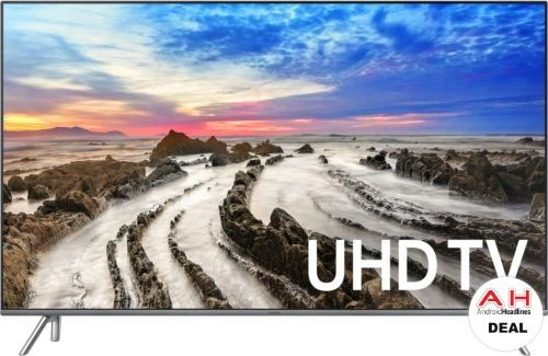 Deal: Samsung UN65MU8000 65-inch Smart LED 4K TV for $1199 – 11/21/17 #Android #Google #news