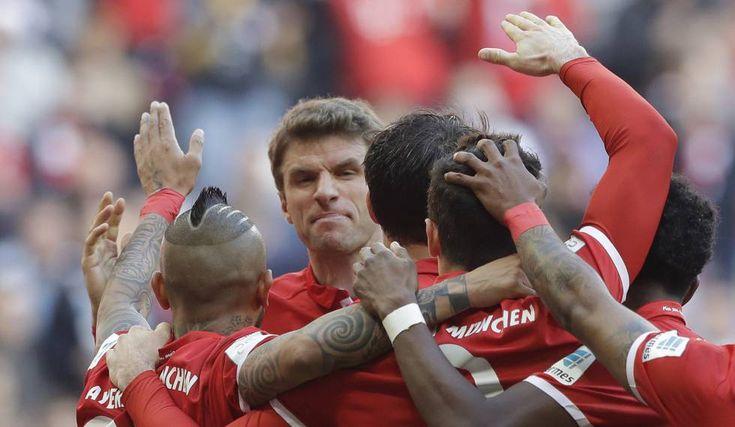 Sorteo de la Liga de Campeones: Bayern-Real Madrid: la furia del tótem alemán | Champions League | EL PAÍS http://deportes.elpais.com/deportes/2017/03/17/champions/1489749715_113421.html#?ref=rss&format=simple&link=link