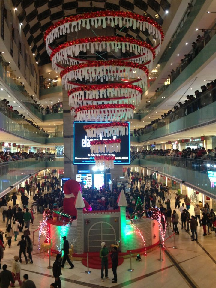 Ambience Mall in Gurgaon, Haryāna