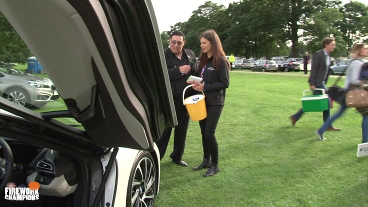 We were joined by Sytner BMW at Stanford Hall and they'll be back at Belvoir Castle this weekend!