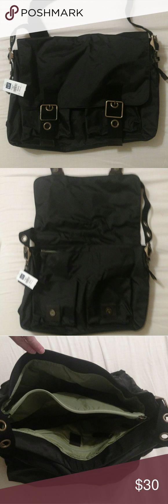 I just added this listing on Poshmark: Gap messenger bag. #shopmycloset #poshmark #fashion #shopping #style #forsale #Gap #Handbags