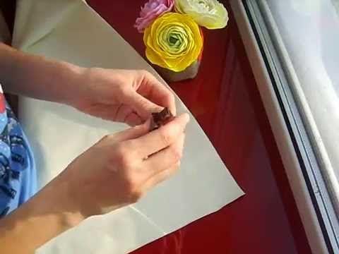 полезности для цветов из фоамирана. Вырезаем и обрабатываем лепестки