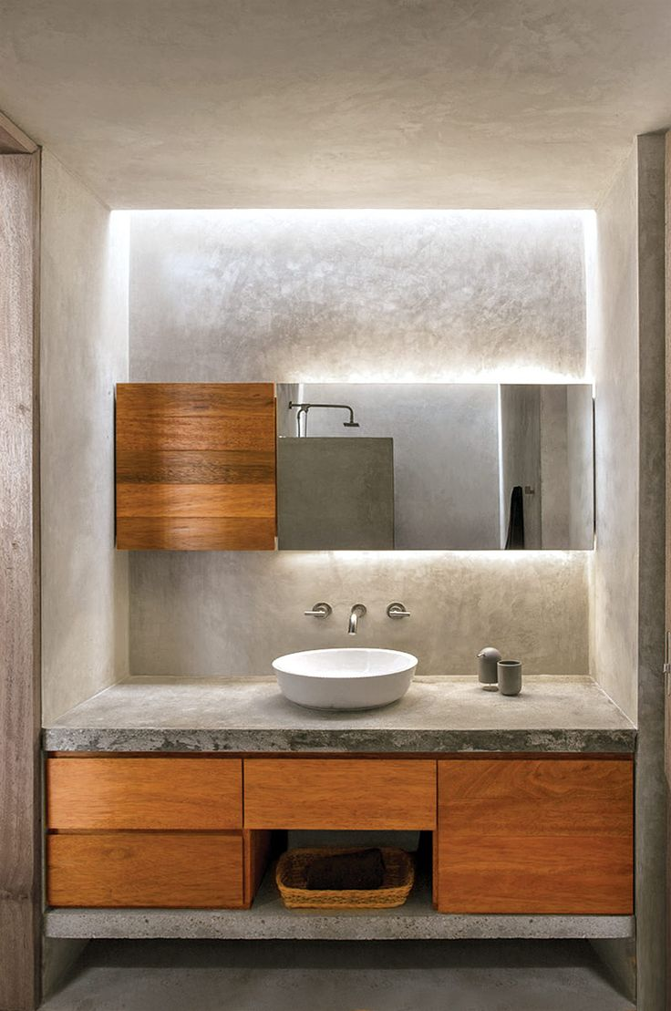 In 2017 one of the major trends in interior bathrooms is a return to nature. It manifests itself among other things using traditional materials which on the one hand relax the mind, on the other stimulate the body to action. An important role in arranging the bathrooms so play wood whose grain create a warm cozy atmosphere. In the bathrooms there will also be concrete, stone or metal, which, in contrary to appearance rather than overwhelm the interior - bring them a sense of lightness and…