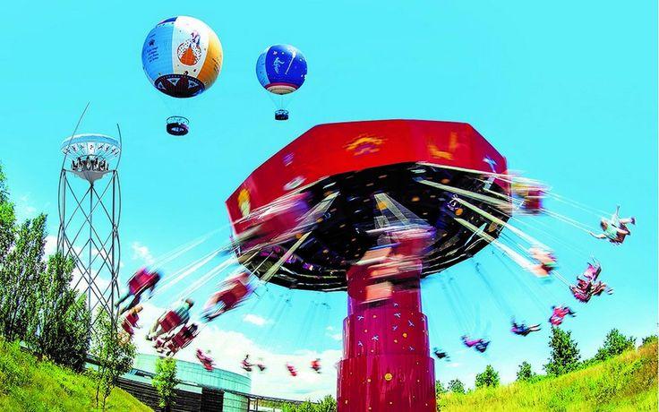 Aéroprince, le parc du Petit Prince,  Parc à la fois poétique et ludique, il invite tous ses visiteurs petits et grands à un voyage de planète en planète sur les traces du héros d'Antoine de Saint Exupéry.