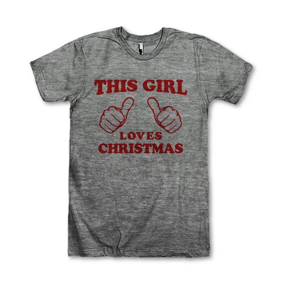 This Girl Loves Christmas.