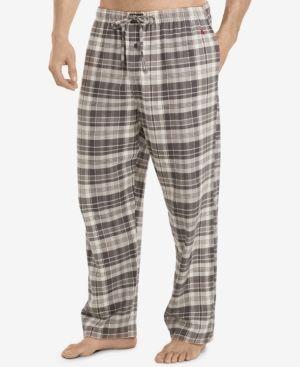 Polo Ralph Lauren Men's Flannel Pajama Pants - Norden Plaid XL