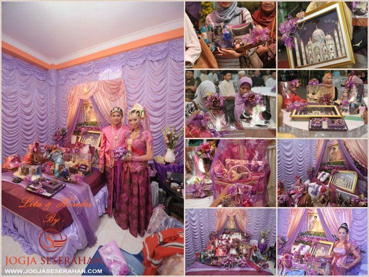 Mahar Pernikahan dan Seserahan Hantaran Pernikahan Jogja