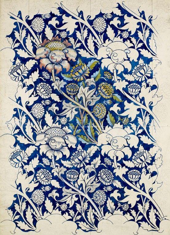 themagiclantern:  William Morris