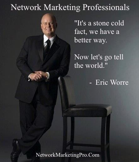 Eric Worre Quotes Adorable 8 Best Eric Worre Quotes Images On Pinterest  Business Motivation