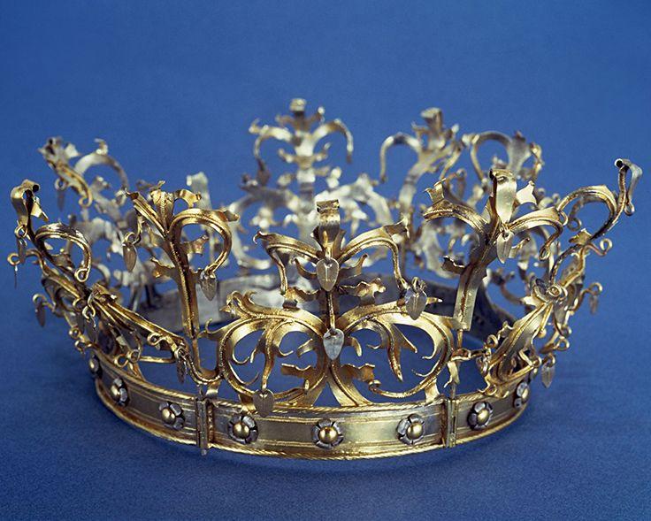 Bridal Crown, 1510-1520