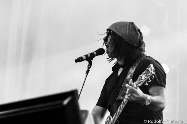 Show da Banda Rosa de Saron - Rock Cristao