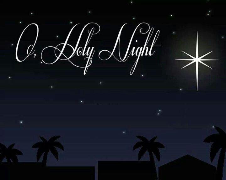 Holy Night  Bles...O Holy Night Background