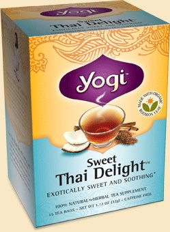 I made this into iced tea, and it might be the tastiest ever. Brew strong, ice, and add milk to make Thai Iced Tea at home.