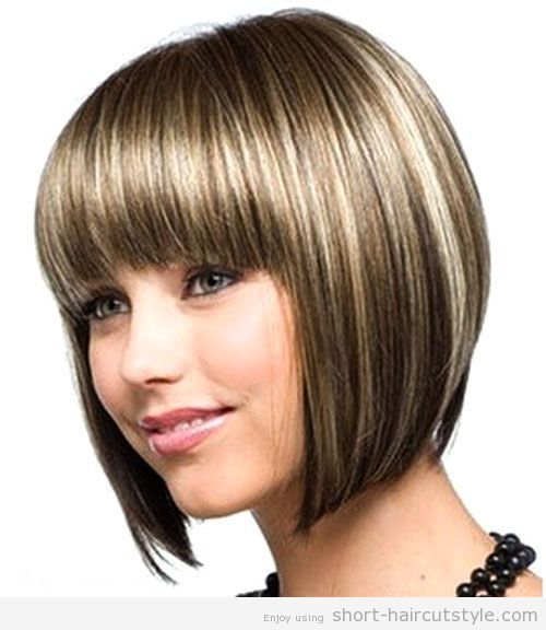 Pin By Tsr Services Trendy On Hairstyles To Try: Best Short Haircuts For Round