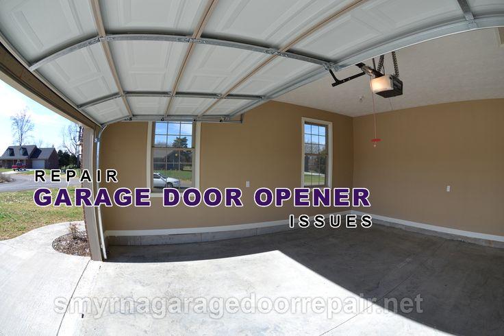 Alpharetta Garage Door Repair: How To Troubleshoot Garage Door Openers