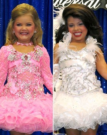 How to Dress Like Your Favorite Toddlers & Tiaras Star This Halloween