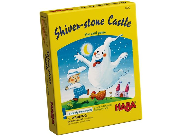 HABA Shiverstone Castle Cards Game