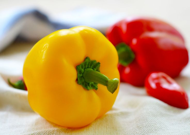 As Pretty As They Are Tasty, Peppers Are An Easy Edible For The Beginner  Gardener