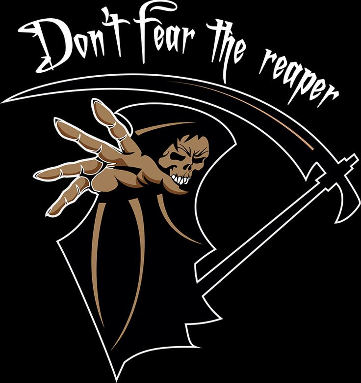 Don't Fear The Reaper - 2014 Collection © stampfactor.com