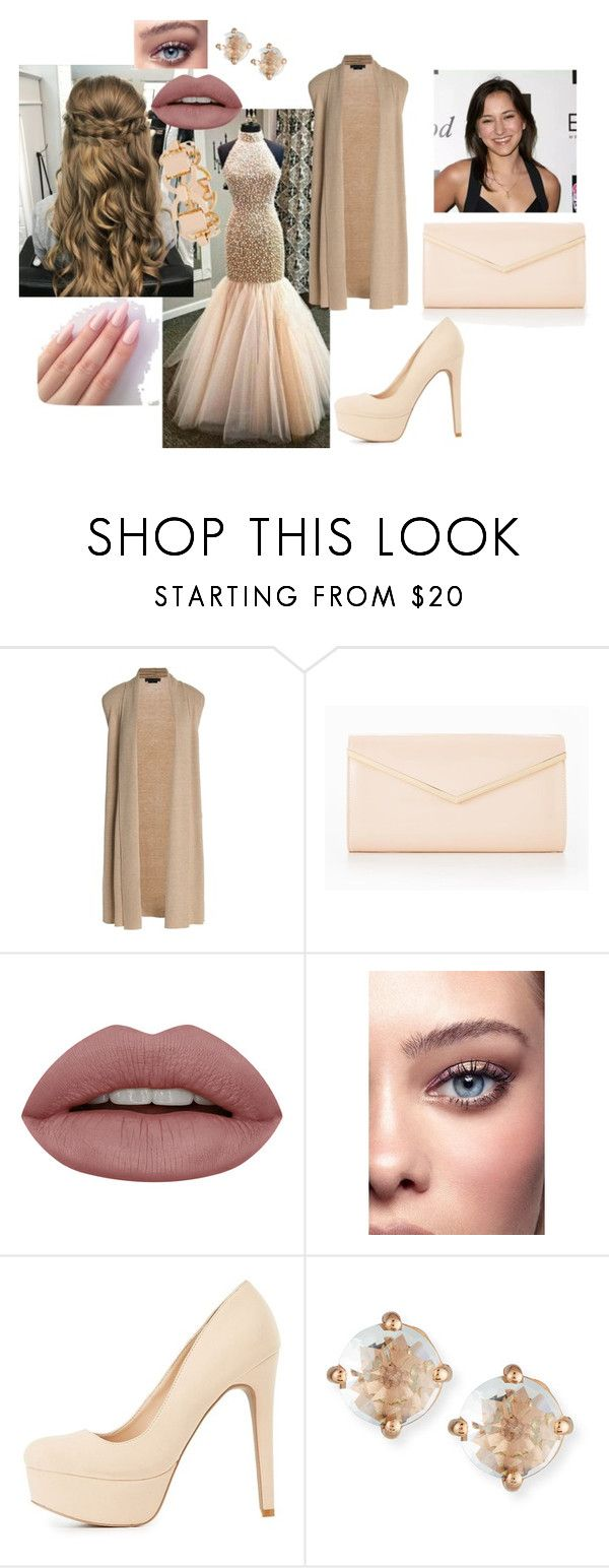 """""""zelda williams"""" by crythin ❤ liked on Polyvore featuring Alice + Olivia, Charlotte Russe and Suzanne Kalan"""