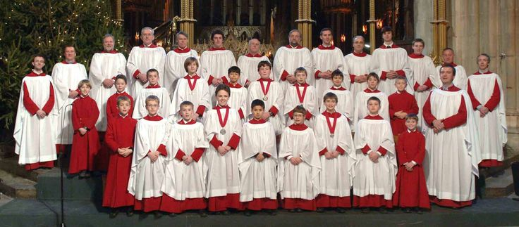 The Worcester Cathedral Choir are visiting St James for the first time on Saturday 13 April 2013