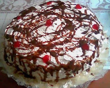bolo-mesclado-com-recheio-nozes-para-aniversário-casamento