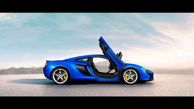 McLaren 650S coupé The Best Sports Cars