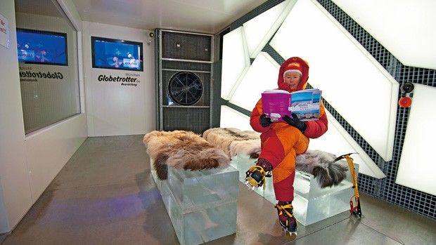 Alix von Melle: Auf dem fünften Achttausender | Globetrotter Magazin - Das Portal für Globetrotter
